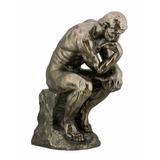 Estátua Pensador 48 Cm