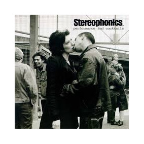 Cd Stereophonics -performance And Cocktails- Novo