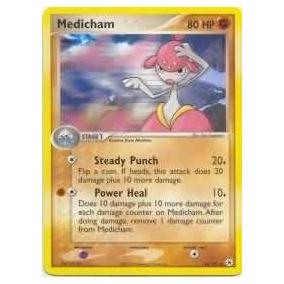 Medicham - 42/101 - Uncommon Near-mint