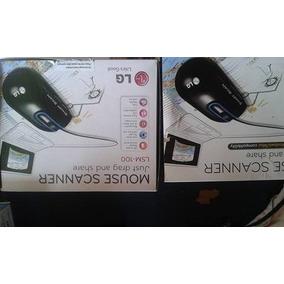 Mouse Escaner