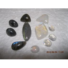 Labradoritas Y Piedra De Luna Naturales