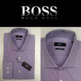 Camisa Hombre Original Hugo Boss Talla 15 Y 16