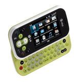 Carcaça Lg Gt360 Messenger Verde Limão
