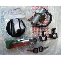 Kit Chave Ignição Cb 450 Nova Original Honda (morcego)