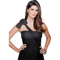 Vestido Renda Isabella Fiorentino C/ Bojo Varias Formas Uso