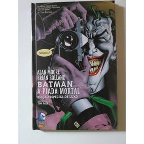 Batman A Piada Mortal - Panini - Novo