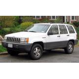 Puerta Jeep Grand Cherokee 93-98 Completa En Desarme!
