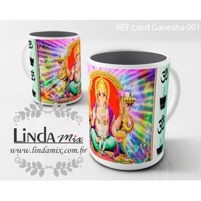 Caneca Lord Ganesha / Deus Indiano