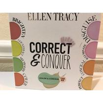 Paleta Contorno Ellen Tracy Correct E Conquer- Original