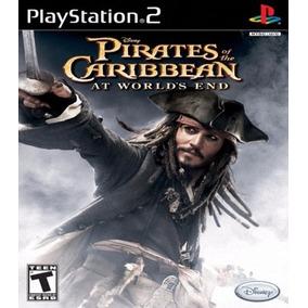 Piratas Do Caribe: No Fim Do Mundo Patch P/ Ps2 Desbloqueado