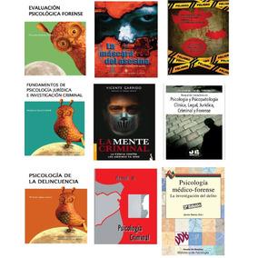 Libros Pdf: Psicologia Forense Y Criminal