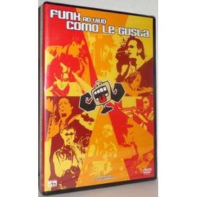 Dvd Original Funk Ao Vivo Como Le Gusta