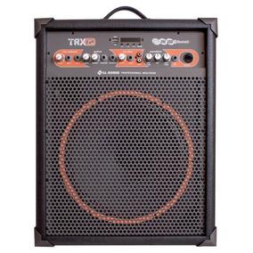 Cx De Som Amplificada Multiuso Ll Audio Trx 12 80 Wrms