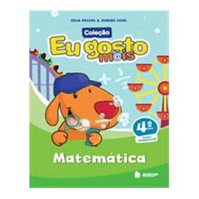 Kit Eu Gosto Mais - Matematica/ Lingua Por 4ª Ano Liv Prof