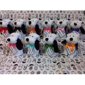 Kit 100 Cachorrinhos Feitos Em Toalha De Mão - Lembrancinhas