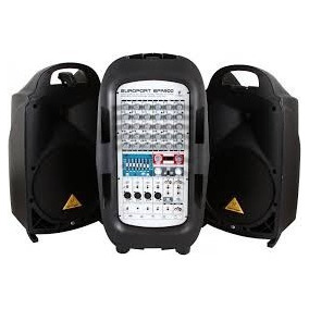 Behringer Epa900 Consola Portatil Amplificada