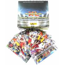 10 Caixas 36 Envelopes Cards Campeonato Brasileiro Panini Xl