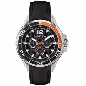 Reloj Nautica Nst 02 Caballero N17612g