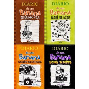 Diário De Um Banana Do 7 Ao 10 - Capa Dura