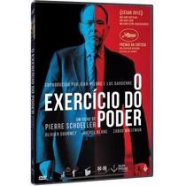 O Exercício Do Poder - Dvd - Olivier Gourmet - Michel Blanc