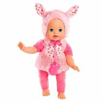 Boneca Little Mommy - Fantasias Fofinhas - Coelhinha - Matte