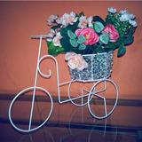 Vaso Pedraria Bicicletinha Para Decoração