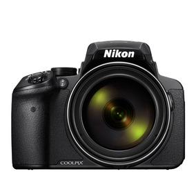 Câmera Nikon P900 16mp 83x Wifi + De Brinde Cartão Sd 64gb