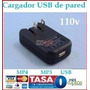 Adaptador Cargador Carro Usb Ipod Iphone Mp3 Mp4 Android Cel