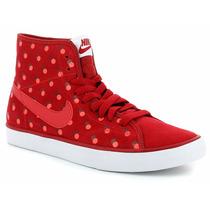 Botitas Nike Wmns Primo Court Mid Prem Zapatillas 768866-668