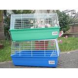Cobayera Jaula Cobayo R1conejo Importada Pet Shop Beto
