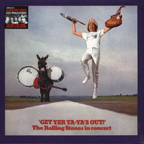 The Rolling Stones Get Yer Ya-ya S Out! Vinilo Lp Importado