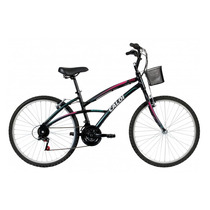 Bicicleta Caloi 100 Feminina Aro 26