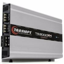 Módulo Amplificador Taramps Ts-2000x4 2000 W Rms Promoção