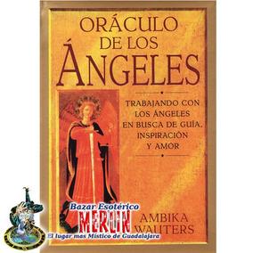Oraculo De Los Angeles - Ambika Wauters - Libro Y Cartas