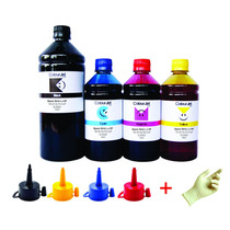 2500ml Refil Tinta Para Impressoras L365 L375 L355 L555