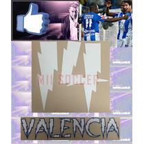 Estampados Pachuca En Vinil, #14 Valencia