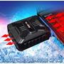 Cooler Para Notebook Exaustor C/ Regulador De Velocid