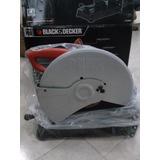 Tronzadora De Metal Black&decker 14 Profesional