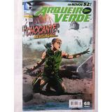 Arqueiro Verde # 03 ( 1.ª Série ) - Os Novos 52 ! - Panini