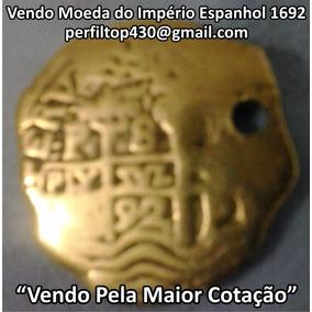 Moeda Rara Da Espanha 1692