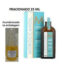 Fração Moroccanoil Óleo De Argan Original Oil 25 Ml Fracion