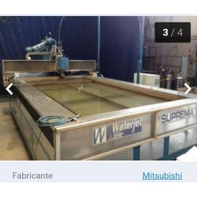 Maquina De Corte Con Chorro De Agua (hidrocorte) Metal