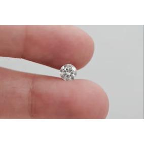 Lindo Diamante 48 Pts, Certificado Igl, Cor G, Si2, 4,82 Mm!