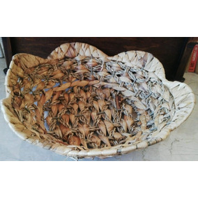 Cesto Variedad De Usos 30,5x10cm Base19cm Origen Tailandia
