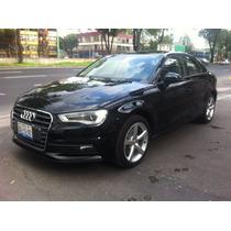 Audi A3 Sedan Ambiente Impecable Garantizado Oferta Del Mes!
