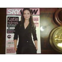 Katie Holmes Mila Kunis Aerosmith J Carrey Revista Sky View