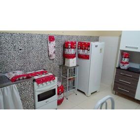 Kit De Cozinha 7 Pecas