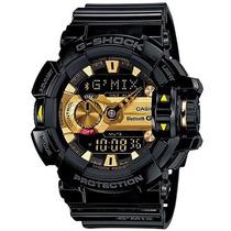 Relógio Casio G-shock G-mix Gba-400-1a9dr - Bluetooth