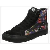 Vans Sk8 Hi Slim Zip (galaxy Floral ) R$ 329,00 N 35 E37 Dis