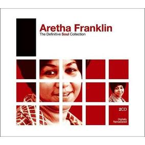Aretha Franklin - Definitive Soul Collection Cd Doble Nuevo